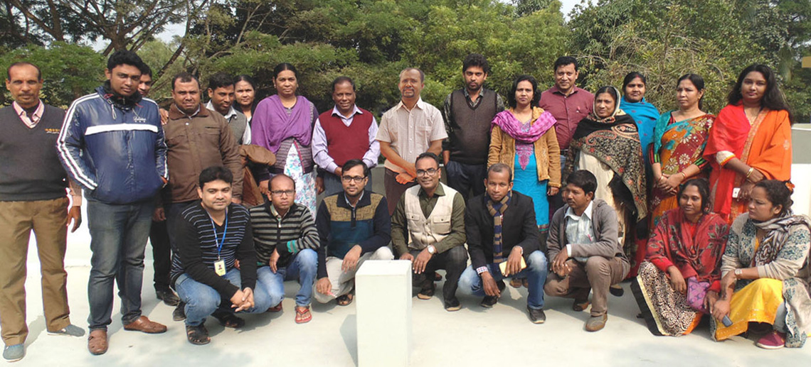 Group Photo of Staff